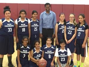 B@B Academy Girls Team_04112015 - San Carlos
